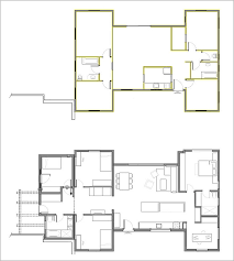 one house plans one tree house plans view in gallery floor plan of the renovated