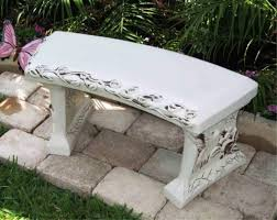 Concrete Garden Bench Cleaning Your Concrete Benches Wearefound Home Design