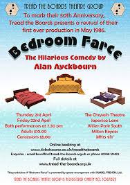 Alan Ayckbourn Bedroom Farce Bedroom Farce In April