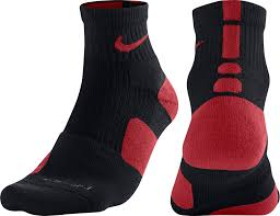 nike elite high quarter basketball socks s sporting goods