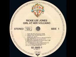 rickie lee jones at her volcano lush life i swear it u0027s