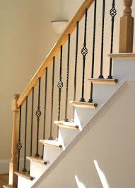 wrought iron balusters chic wrought iron balusters method