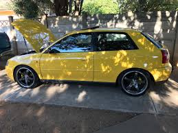 8l audi s3 yellow audi a3 8l the volkswagen of south africa