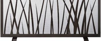 Free Standing Fireplace Screens by Freestanding Fireplace Screens Godby Hearth And Home