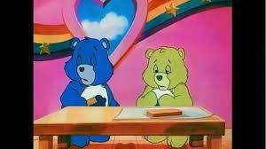 care bears cartoon children sweet homeless 2