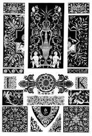 1920 ornamental details of the italian renaissance by arthur l