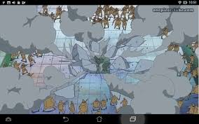 One Piece World Map Folge 737 Die Geburt Einer Legende One Piece Anime One