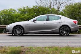 maserati ghibli grey black rims maserati ghibli diesel 2013 21 april 2017 autogespot