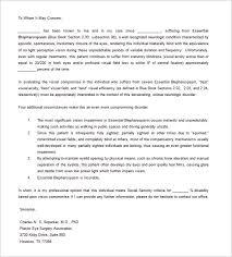 doctor letter template u2013 12 free word excel pdf format download