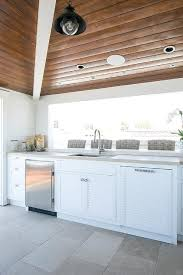 Louvered Kitchen Cabinets White Louvered Outdoor Kitchen Cabinets Cottage Kitchen