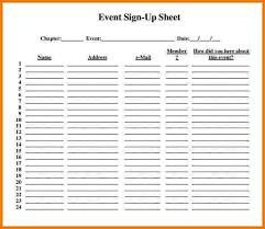 sign up sheets sogol co