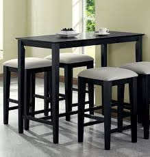 Best Bar Tables Images On Pinterest Bar Tables Kitchen - Black kitchen tables
