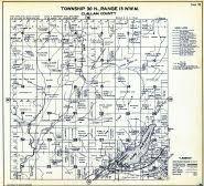 lake pleasant map page 033 tyee lake pleasant lake tyee beaver creek falls