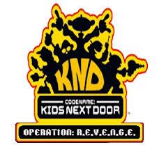 image codename kids door operation revenge movie logo png