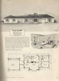 1950 ranch house plans home deco plans