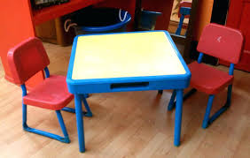 fisher price table chairs unbelievable chair octagon table fisher price and blue pic of