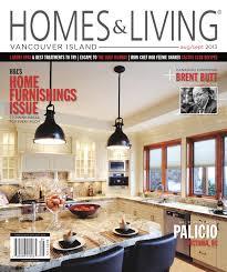 Home Design Magazine Vancouver Homes U0026 Living Magazine Vancouver Island Aug Sept 2013 Teaser By