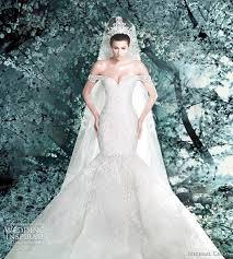best wedding dresses 2011 michael cinco wedding dresses fall winter 2011 2012 bridal