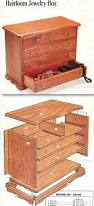 heirloom jewelry box plans woodworking plans and projects