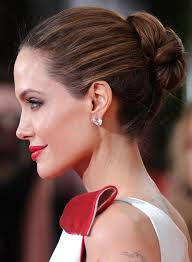 easy sexy updos for shoulder length hair sexy hairstyles simple twisted semi high bun hairstyle