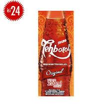 Teh Botol Sosro Kotak 1 Dus jual sosro teh botol original 250ml x 24 pcs jd id