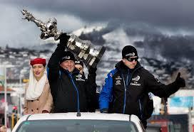 lexus scholar athlete richmond chch americas cup parade grant dalton2 jpg