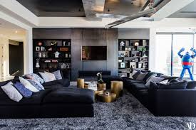steve home interior steve aoki takes ad inside his modern filled mansion steve