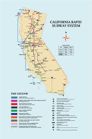 Map Of San Diego Airport by The California Subway U2014 Tiny Rebel