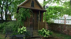 tiny house living the original small space video hgtv