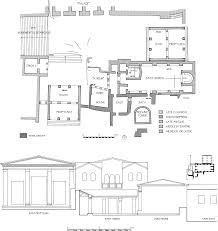 Baths Of Caracalla Floor Plan When Bath Became Church Spatial Fusion In Late Antique