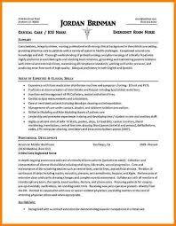 Registered Nurse Resumes Samples by Icu Rn Resume Samples 8 Icu Registered Nurse Resume Inventory