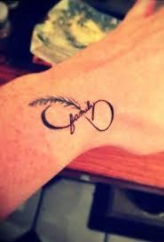 best 25 small infinity tattoos ideas on pinterest infinity