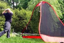 Golf Driving Nets Backyard by Rukknet Pop Up Golf Practice Net Review Golficity