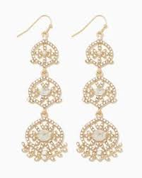 charming charlies earrings charming shooting sparkle dangle earrings
