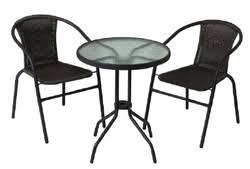 3 piece outdoor furniture setting outdoor furniture
