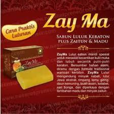 Sabun Zayma zayma milk soap sabun memutihkan kulit wajah alami