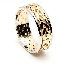knot ring meaning ring stainless steel claddagh knot ring stunning celtic knot