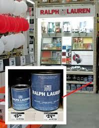 ralph lauren glaze is back at home depot facelift furniture