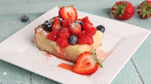 ooey gooey butter cake recipe episode 1058 youtube