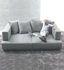 canapé grande assise canape grande assise agrandir un canapac a lassise enveloppante