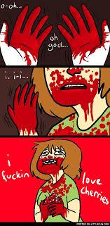 Oh God Why Meme - littlefun oh god i f king love cherries