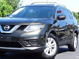 nissan rogue kbb review 2014 used nissan rogue fwd 4dr sv at alm newnan ga iid 16344447