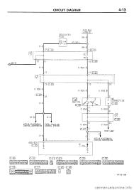mitsubishi galant stereo wiring diagram wiring diagrams