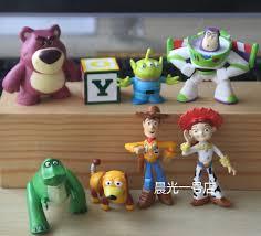 aliexpress buy 8 pcs toy story 3 buzz light woody