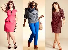 plus size fashions