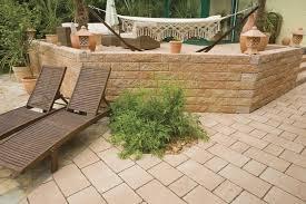bilder von romano mauer rustica von rinn betonsteine und natursteine