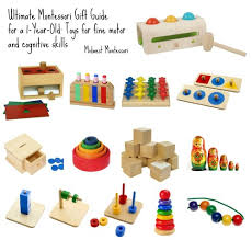 midwest montessori ultimate montessori gift guide for a one year