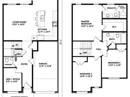 two story small house plans fashionable idea 15 simple two story house plans simple two story