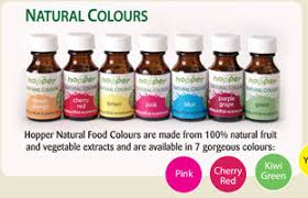natural food colourings hoppers recipes sweet pinterest