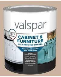 how to apply valspar cabinet paint valspar valspar cabinet enamel semi gloss house sw7518 enamel interior paint 1 quart sw7518 740158 from lowes real simple